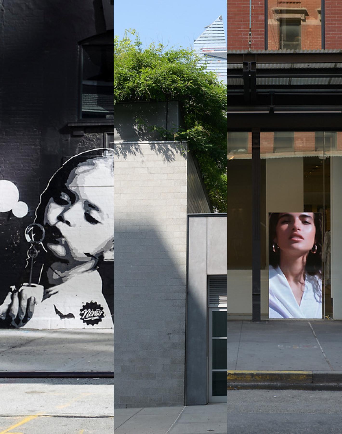 west chelsea's art district